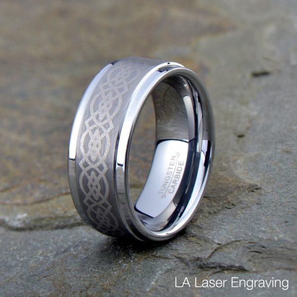 Tungsten Carbide Wedding Band