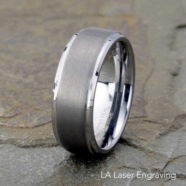 tungsten carbide wedding bands