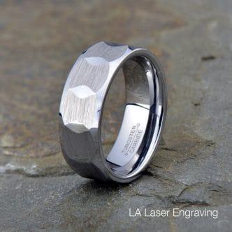 Brushed polished stepped edge beveled edge 8 mm